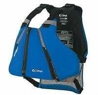 Onyx Paddle Vest Blue Black