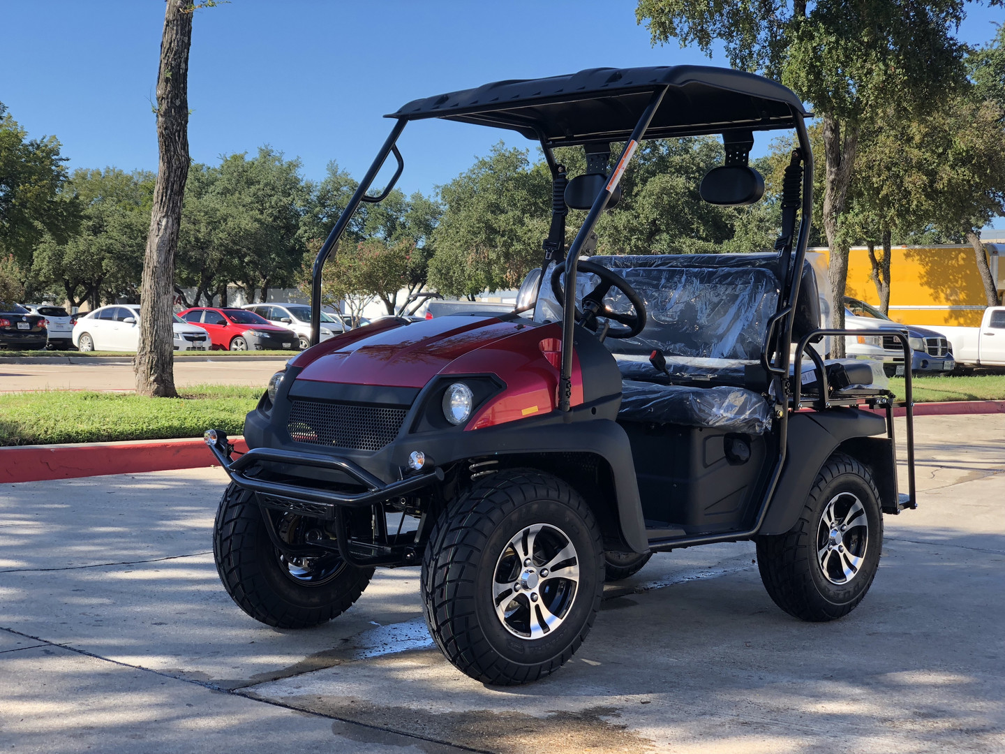 Bighorn Golf Carts 4 Seater 200CC
