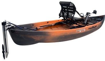 NuCanoe Peddle Drive Used **********Kayak not included*************