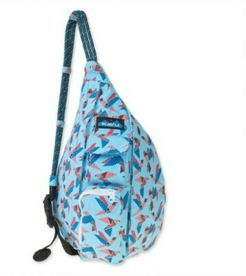 Kavu Mini Rope Bag Paper Flock