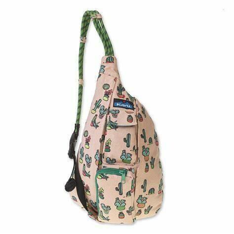 Kavu Mini Rope Bag Prickle Perfect