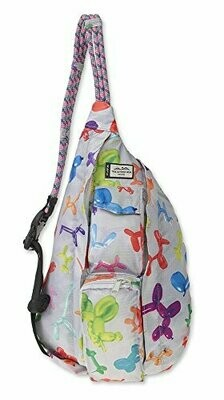 Kavu Mini Rope Pack Balloon Zoo