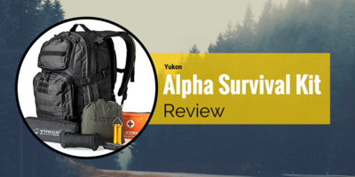 Yukon Outfitters Alpha Survival Kit (Black)