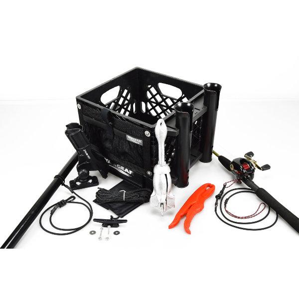 Yak Gear Pro-Series Kayak Angler Kit