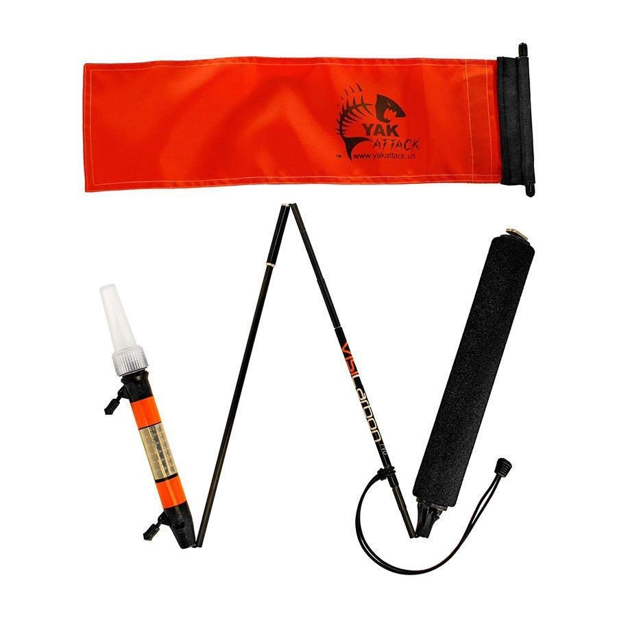 Yak attack Visi Carbon Pro Flag