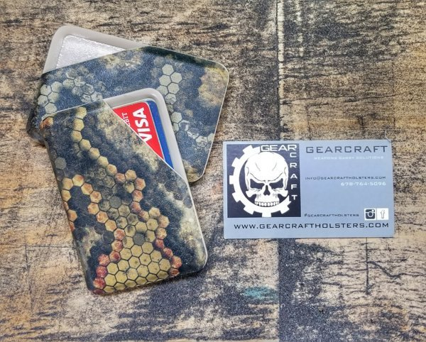 Gear Craft Tactical Wallet