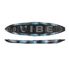 Vibe Maverick 120 SUP Angler Package Blue Camo **** Store pickup only No Shipping ****