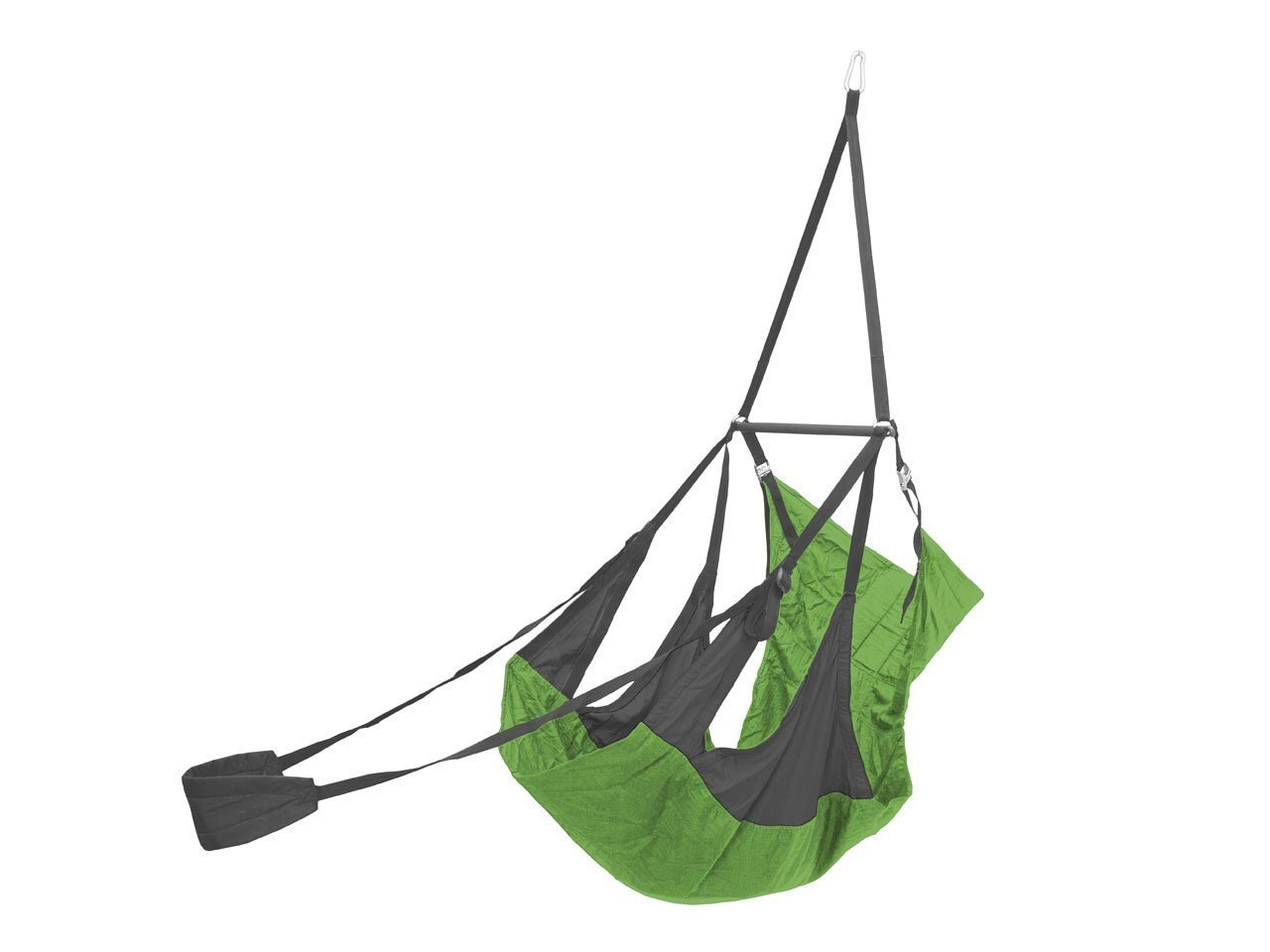 Eno Air Pod Hanging Chair Lime/Charcoal