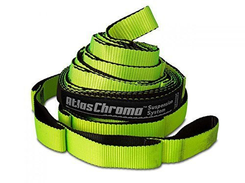 ENO ATLAS CHROMA STRAPS NEON/BLACK