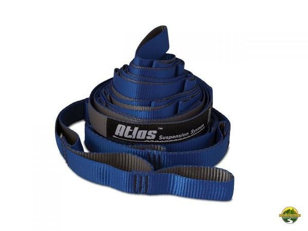 ENO ATLAS CHROMA STRAPS  ROYAL/CHARCOAL