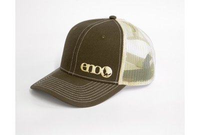 Eno Trucker Cap Brown/Khaki