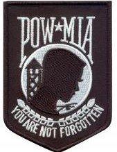 Appoutga's Pow Mia Patch