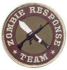 Rothco Zombie Response Team Patch