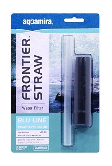 Aquamira Frontier Straw Filter