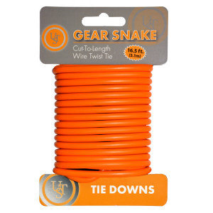 UST Gear Snake  Orange  16 ft