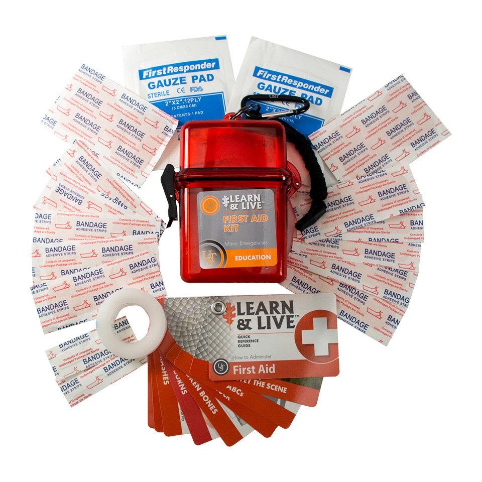 UST Watertight First Aid Kit 1.