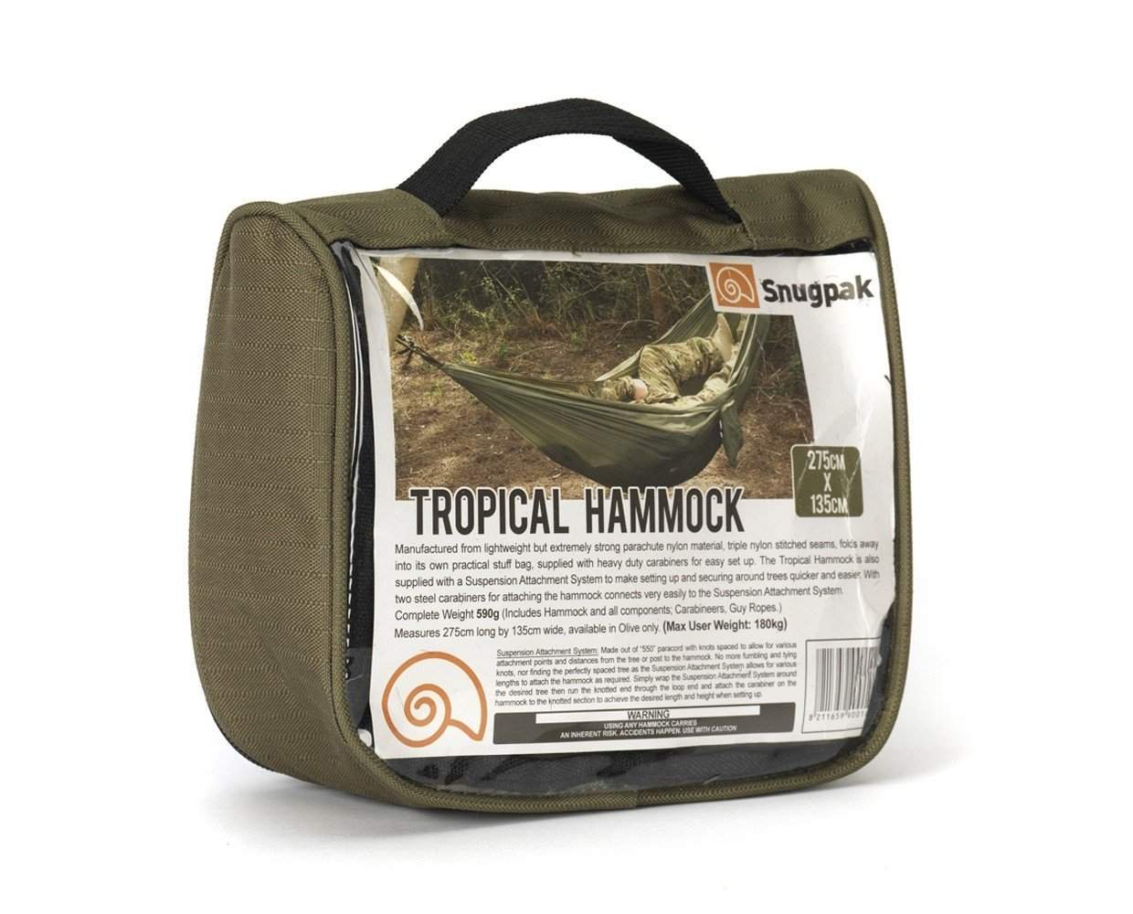 Snugpak - Tropical Hammock Coyote tan