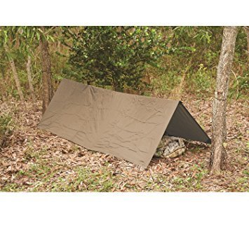 Snugpak Stasha Tarp Shelter Coyote tan