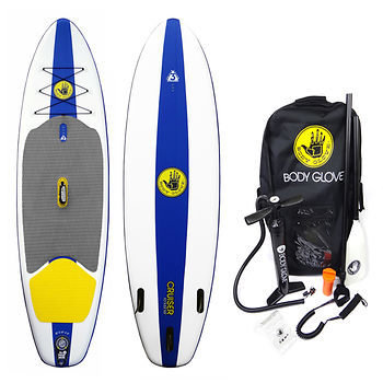 Body Glove Cruiser Inflatable Paddle Board Kit