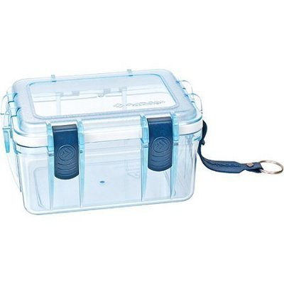 Outdoor Small Watertight Dry Box Clear
