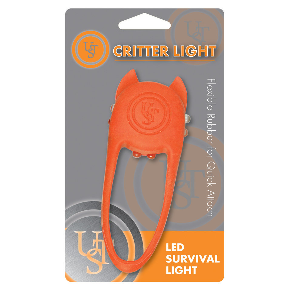 UST Brands  Critter Light, Orange