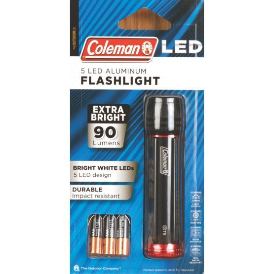 Coleman CT9 Aluminum LED Flashlight
