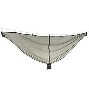 No Fly Zone Yukon Hammock Bug Net (Black)