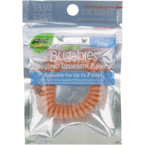 Pic Bugables Mosquito Repellent Bands