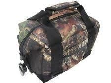 Polar Bear 6Pack Nylon Cooler  Mossy Oak Breakup