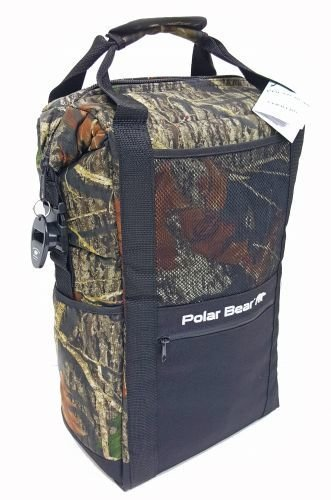 Polar Bear Mossy Oak Backpack Hunting Cooler