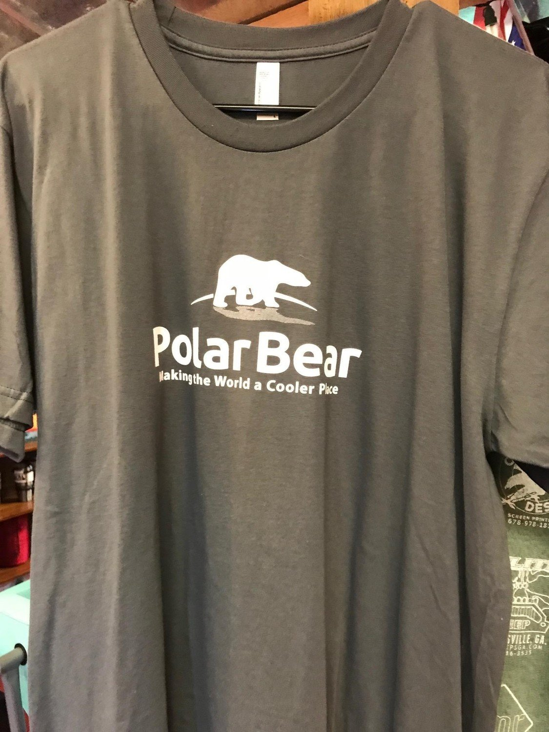 Polar-Bear Cooler-T-Shirts