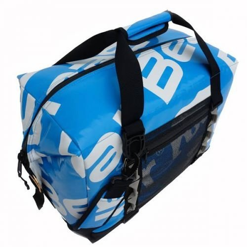 Polar Bear H20  Waterproof Backpack Cooler 24 Pack Blue