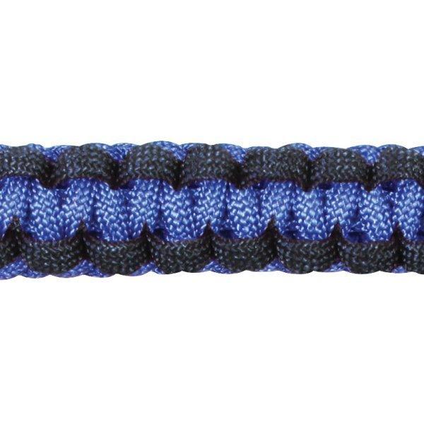 Rothco 915 Thin Blue Line Paracord Bracelet