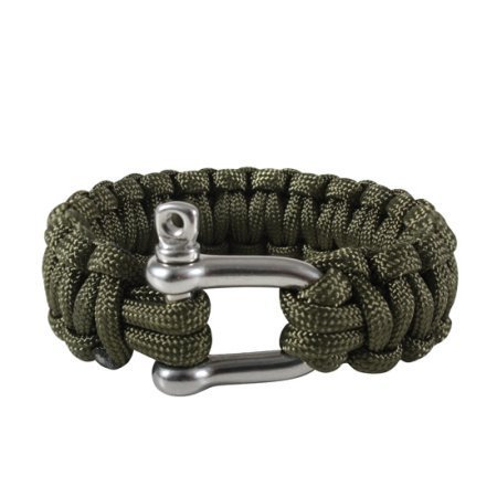 Rothco 914 Olive Drab Paracord Bracelet