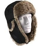Rothco Fur Flyer Hat Black