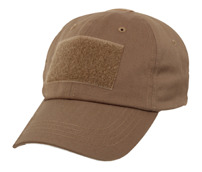 Rothco Tactical Operator Cap Coyote