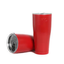 SIC Cup 30oz Tumbler Glossy Red