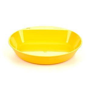 Wildo Camper Plate Deep LEMON