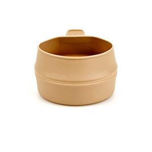 Wildo Fold-a-Cup Tan
