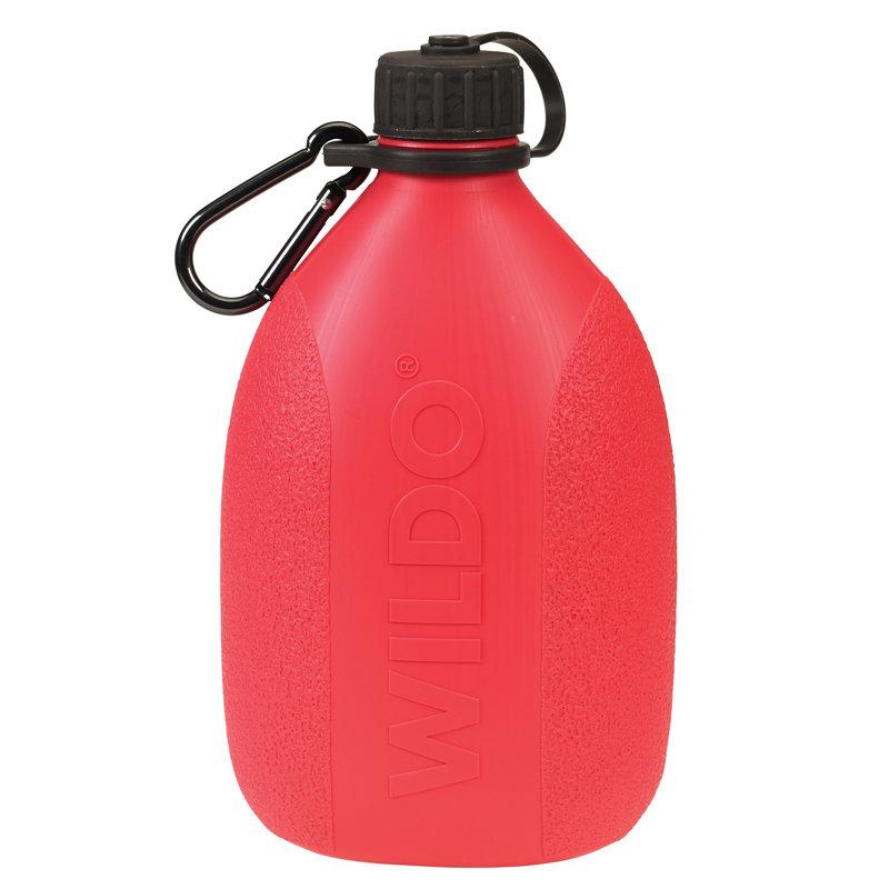 Wildo Hiker Bottle Pink