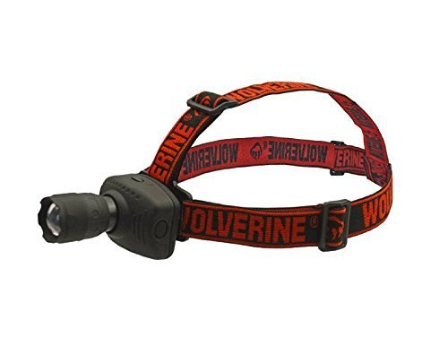 WOLVERINE 50 LUMEN HEADLAMP