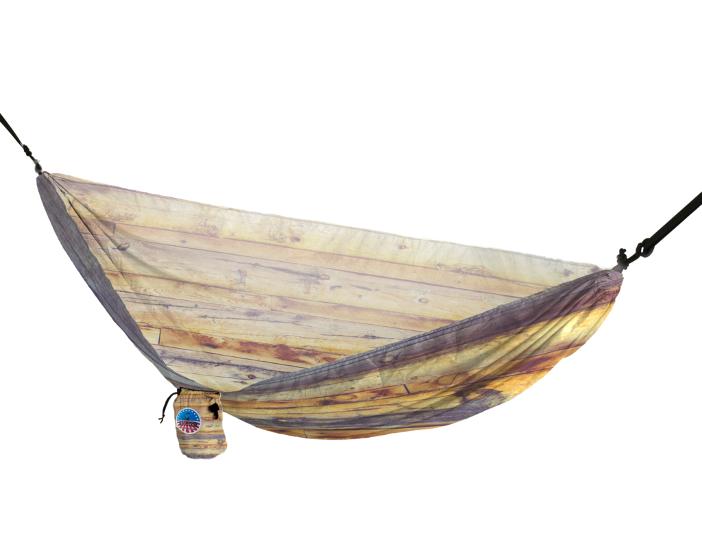 Yukon Vista Hammock Wood Grain