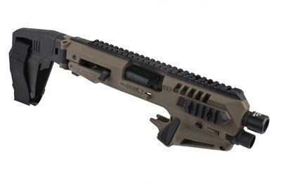 Caa Micro Roni For Glock 17 ,22,& 31