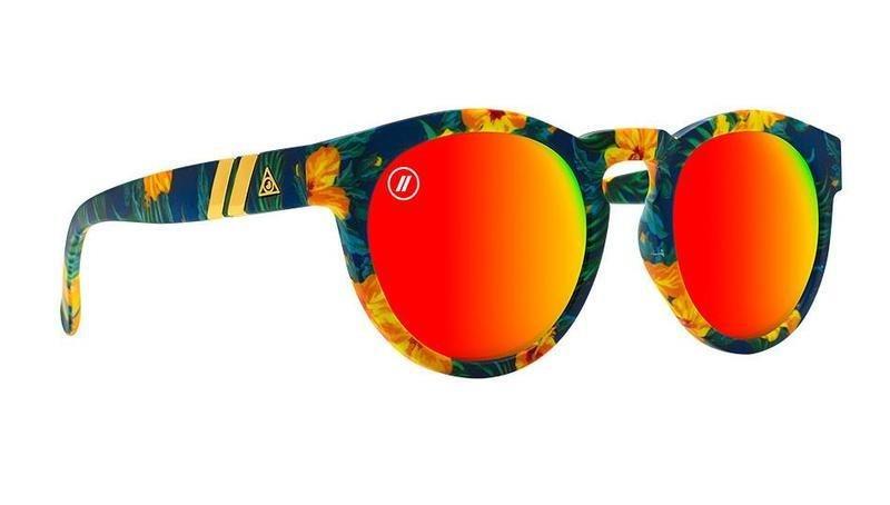 Blenders Eyewear  East Village Sunshine Wild  Polarized