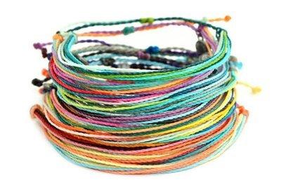 Pura Vida Multi Color Bright Original Bracelets