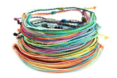 Pura Vida Muli Color Muted Original Bracelet