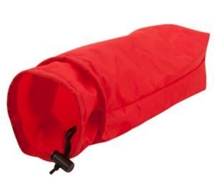 Nucanoe Deck Plate Storage Bags Red