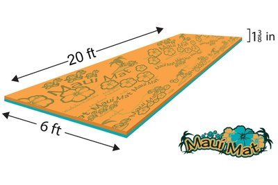 Maui Mat  MM-20 6'x20' Floating mat