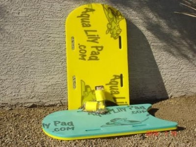 Maui Mat GKB-C Giant Kick Board Kane