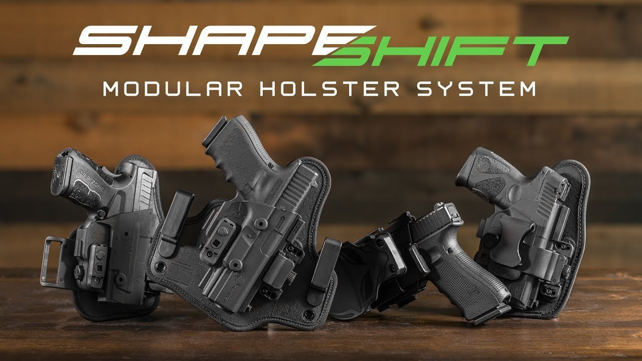 Alien Gear Shape Shifter Modular Holster System Glock 17